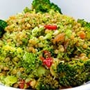 BROCCOLI-COUSCOUS by catering company