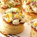 CHICKEN-VOL AU-VENT by catering company