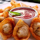 WONTON by catering company