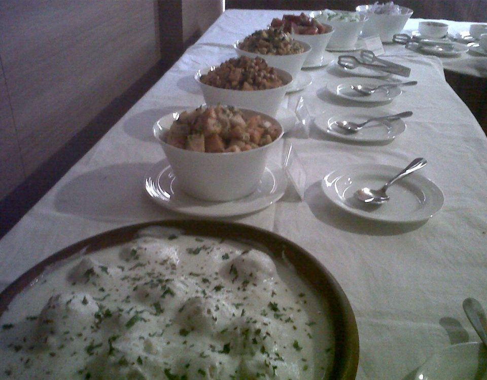 corporate catering services in delhi
